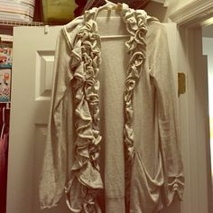 Anthropologie cardigan Grey anthro cardigan, Moth brand. Anthropologie Sweaters Cardigans