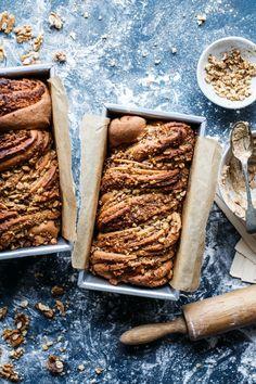 Walnut babka - Bea's cookbook