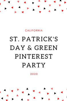 Ideas for food and crafts for a green themed St Patrick's Day pinterest party St Patricks Day, Green, Party, Crafts, Ideas, Food, Manualidades, Eten, Handmade Crafts