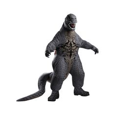 Godzilla was a huge hit in so this kaiju is sure to be a popular costume this Halloween. This Deluxe Inflatable Godzilla Costume includes a battery Godzilla Halloween Costume, Boy Costumes, Spirit Halloween, Halloween Costumes For Kids, Scary Halloween, Adult Costumes, Costume Ideas, Halloween 2015, Movie Costumes
