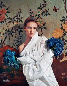 #NataliaVodianova by #RyanMcGinley for #PorterMagazine No.7 Spring 2015