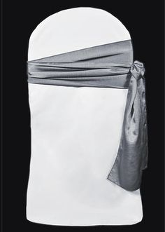 Side Corset Knot Sash Tie | Sashes are an appealing and inexpensive way to add your style and flair to an event. Plus, we offer a variety of fabrics (poly, organza, satin, crush, and more) and more than 80 colors. #dressyourday #weddingfairmn