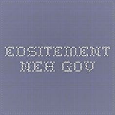 edsitement.neh.gov