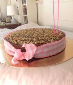 Bolo de aniversário da mãe(84 anos)