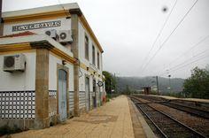 .belver, estação da linha da Beira Baixa