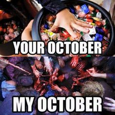 Toatally me October!!!