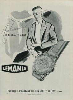 1950 Lemania
