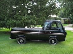 Econoline pickup with mustang stripes - Google Search