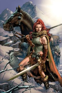 Red Sonja screenshots, images and pictures - Comic Vine