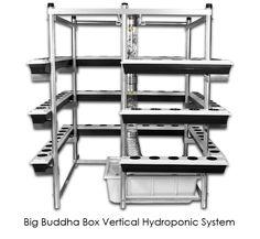 Vertical Hydroponics | Hydroponic Grow System | Best Vertical Grows ($4000 hydroponic sys but could borrow design for 8x8 grnhse aquapnc sys; rrj)