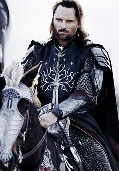 """""""A day may come when the courage of men fails, when we forsake our friends and break all bonds of fellowship, but it is not this day. An hour of woes and shattered shields, when the age of men comes crashing down, but it is not this day. This day we fight!"""""""
