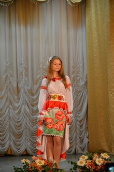 Дефіле в День Вишиванки - мої роботи | 26 фотографій