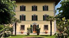 Villa Parri , Pistoia, Italy