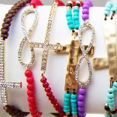 Stackable Stylish Bracelets