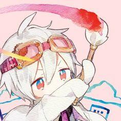 Cute Anime Chibi, Cute Anime Guys, Kawaii Anime, Hot Anime Boy, Anime Art Girl, Vocaloid, Anime Zombie, Anime Siblings, Cute Anime Profile Pictures