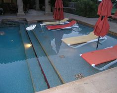 Mediterranean Design, Pictures, Remodel, Decor and Ideas - pool idea totally ;)