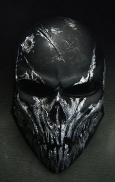 Awesome Paintball Mask