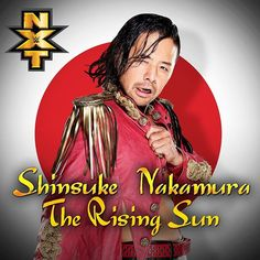 @shinsukenakamura's entrance theme has hit No. 1 on the @itunes soundtrack chart!