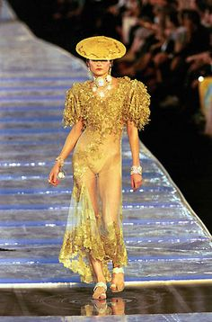 John Galliano for The House of Dior,  Autumn/Winter 1999, Haute Couture