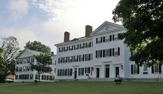 Dartmouth College, Hanover, New Hampshire - Travel Photos by Galen ...
