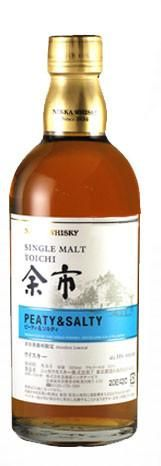 Yoichi Peaty & Salty Single Malt Japanese Whisky ( 500ml)