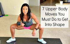 You do not have to go to gym to perform these 7 upper body moves for a fierce upper-body workout. And you can do it just about anywhere with some sets of dumbbells. You can perform these upper body workouts without spending several hundred dollars for a gym membership or investing in a exercising equipment.Read More