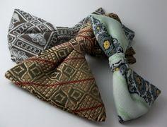 Gatsby bow ties