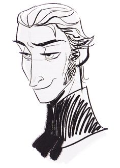 ▣ Frozen (2013) character design for Hans of the Southern Isles,...