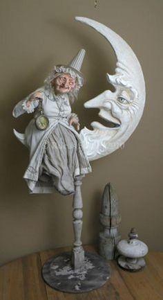 Волшебный Хэллоуин американского мастера Scott Smith - Ярмарка Мастеров - ручная работа, handmade