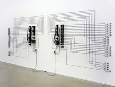The Electronic Installations of Alberto Tadiello | Beautiful/Decay Artist & Design