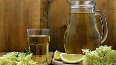 Limonáda z bezových květů Moscow Mule Mugs, Mason Jars, Beer, Tableware, Food, Syrup, Root Beer, Ale, Dinnerware
