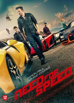 Need For Speed | DVD | 8713045241896 | eci.be