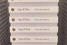 Ugo di Pace lança seu 3º livro e reinaugura seu antigo Studio 689. O arquiteto volta para o local onde funcionou seu antigo escritório