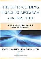 This is the first book to clearly and fully demonstrate the process of using theory to guide nursing research and professional practice. It describes a step-by-step format for evaluating nursing theory's applicability to research. The book describes how theory analysis models are used to examine various nursing phenomena as they relate to nursing research and professional practice, and provides key examples of how this is accomplished.