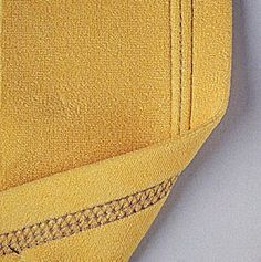 Stitches and Seams: Coverstitch: The Basics