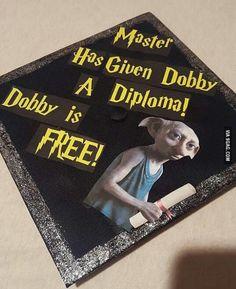 Dobby is free!