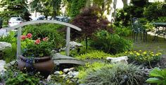 Constructed by Magnolia Art Kertépítő Kft. Magnolia, Gardens, Construction, Plants, Art, Building, Art Background, Magnolias, Outdoor Gardens