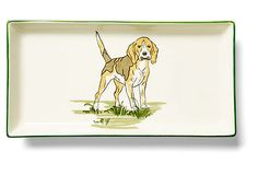 Beagle Tart Tray on OneKingsLane.com