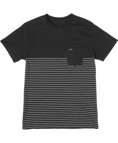 RVCA TEES SWITCH UP T-SHIRT