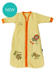 0-6 months//SMALL Forest Friends Slumbersafe Baby Sleeping Bag Long Sleeves 2.5 Tog