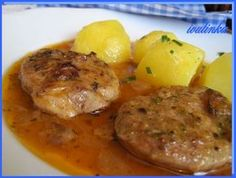 No Salt Recipes, Meat Recipes, Czech Recipes, Ethnic Recipes, Good Food, Yummy Food, Food 52, Family Meals, Food And Drink