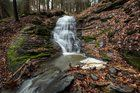 Long exposure submitted to Reddit by . Seasonal creek in Ithaca NY (OC)[5760 x 3840]