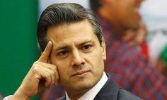 Enrique Peña Nieto Presidente de la República Sebastián Rosales Villagrán