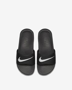 cb0ff133dd18 Claquette Nike Kawa pour Jeune enfant Enfant plus âgé Claquettes
