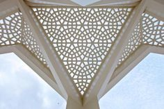 Image 6 of 40 from gallery of Marmara University Faculty of Theology Mosque / Hassa Architecture Engineering Co. Photograph by İsmail Hakkı Gurbetçi Mosque Architecture, Futuristic Architecture, Architecture Details, Civil Construction, Mekkah, Facade Design, Modern Design, Engineering, University