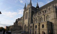 St Waltrude - Mons - Belgium