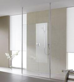 Walk-in-Shower XS  FREE mit Deckenstützen