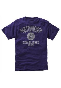 San Francisco State University T-Shirt $28
