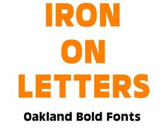 Monogram iron on applique font letters. Design your own no sew monogram T- shirt or use our digital cut fabric iron on letters on a number of other projects. You become the designer of your own project with the easy iron on application. You can decorate clothing & accessories: t-shirts, onesie, bibs, aprons, canvas tote bags and more. Home décor projects such as pillows, curtains, wall hangings, yard flags, fabric wall art, wine bags, towels and more. How to order: 1) Select Quantity (Thi...