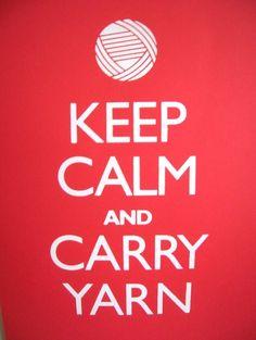 Carry Yarn